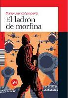 Javier Calvo recomienda El ladrón de morfina