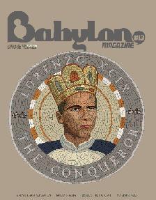 Reportaje en Babylon Magazine