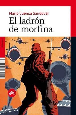 El ladrón de morfina, en el blog de Mundodona